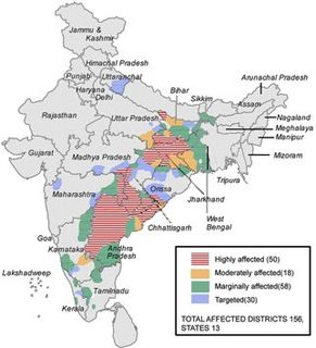 Naxalite-affected-areas-in-india