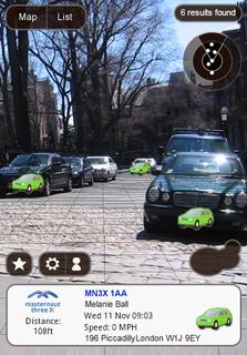 Cars layar