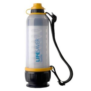 Lifesaver Bottle 4000 Ultra Filtration Water Bottle