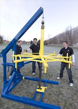 Human powered Drill 2