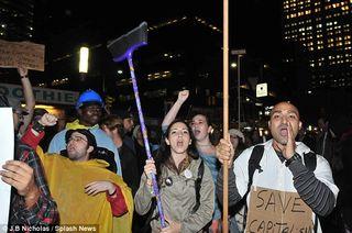 Bloomberg vs. Occupy
