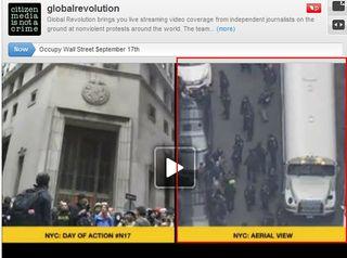 Globalrevolution - live streaming video powered by Livestream