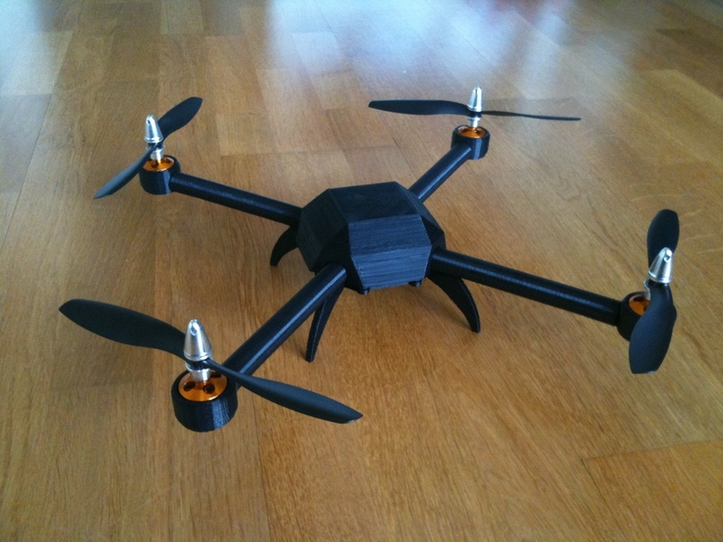 Print Your Own Drone Free Designs And Tools