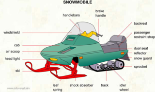 032 Snowmobile