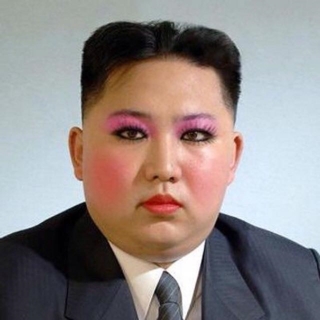 NK Supreme Leader in Drag